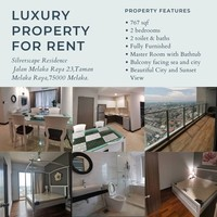 Property for Rent at Silverscape Condominium