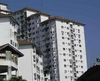 Condo For Auction at Sri Suajaya Condominium, Sentul