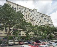 Property for Auction at Taman Medan Jaya Apartment