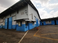 Terrace Factory For Rent at Taman Perindustrian Subang, Subang Jaya