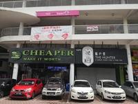Shop Office For Rent at Platinum Mondrian Pv128, Setapak