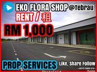 Shop For Rent at Taman Eko Flora, Johor Bahru
