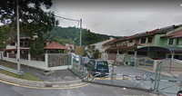 Terrace House For Rent at Section 6, Wangsa Maju