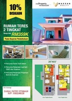 Property for Sale at Taman Mawar Ehsan