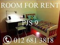 Serviced Residence Room for Rent at Da Men, USJ