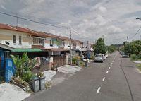 Terrace House For Auction at Taman Nusantara, Nusajaya