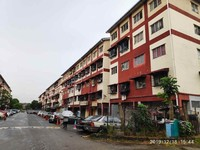 Property for Auction at Pangsapuri Seri Pulai