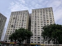 Property for Auction at Flat Mutiara Fadason
