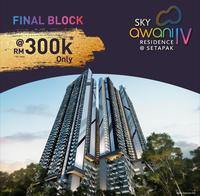 Property for Sale at Sky Awani 4