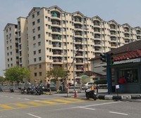 Property for Auction at Perdana Apartment