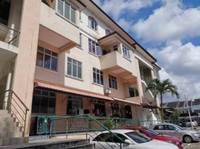 Townhouse For Rent at Villa Hijauan, Skudai