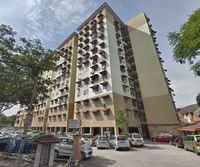 Property for Auction at Pangsapuri Sentul Utama