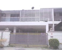Terrace House For Auction at Taman Pengkalan Tiara, Ipoh