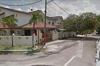 Terrace House For Auction at Taman Bukit Beruang Utama, Bukit Beruang