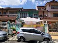 Terrace House For Auction at Puteri 10, Bandar Puteri Puchong