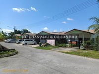 Terrace House For Auction at Taman Banjaran Serapi, Kuching