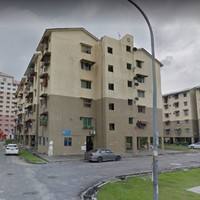 Property for Rent at Flat PKNS