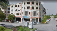 Shop Apartment For Sale at Taman Juara Jaya, Seri Kembangan