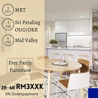 Property for Sale at Kuchai Sentral