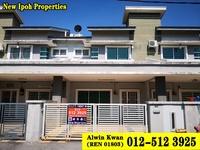 Property for Rent at Taman Meru Permai