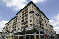 Property for Auction at Spectrum Apartment