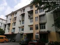 Apartment For Auction at Rista Villa Apartment, Taman Putra Perdana