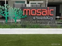 Apartment For Auction at Southkey Mosaic, Johor Bahru