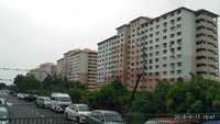 Property for Auction at Taman Permai Indah Flat (Pandamaran)