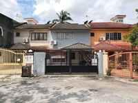 Terrace House For Auction at Pandan Indah, Kuala Lumpur
