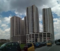Property for Auction at Plaza Medan Putra