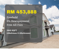 Property for Sale at Taman Desa Dengkil
