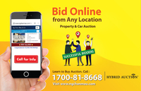 Property for Auction at Taman Friendship Garden Phase 3