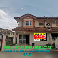 Property for Sale at Desa Coalfields