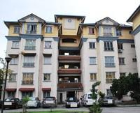 Property for Auction at Sri Angkasa Apartment