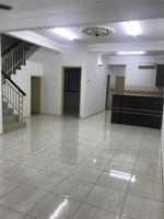 Terrace House For Rent at Taman Ehsan Jaya, Tebrau