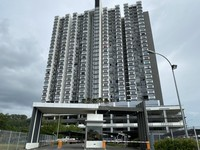 Condo For Rent at Ashton Tower, Kota Kinabalu