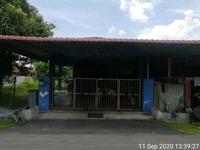 Terrace House For Auction at Taman Rambai Emas, Melaka