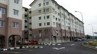 Property for Rent at Pangsapuri Taman Kelisa Ria