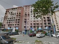 Property for Auction at Pangsapuri Laksamana Jaya