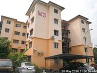 Apartment For Auction at Maplewood Court Apartment, Bandar Tasik Puteri