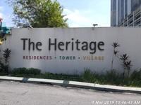 Serviced Residence For Auction at The Heritage, Seri Kembangan