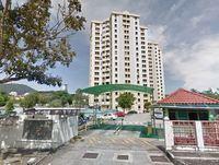 Apartment For Auction at Tiara View, Tanjung Bungah