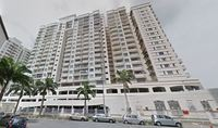 Condo For Auction at D'Piazza Condominium, Bayan Baru