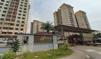 Serviced Residence For Auction at Nusa Perdana Serviced Apartment, Taman Nusa Perintis 2