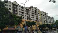 Serviced Residence For Auction at Pangsapuri Bestari, Section 16