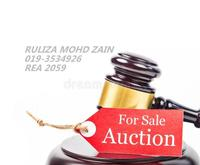 Property for Auction at Taman Sri Rampai