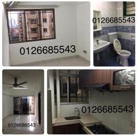 Property for Rent at Pelangi Apartment