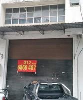 Terrace Factory For Sale at Taman Subang Perdana, Subang