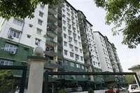 Property for Rent at Pangsapuri Seri Indah