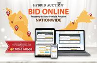 Property for Auction at Apartment Perepat Permai